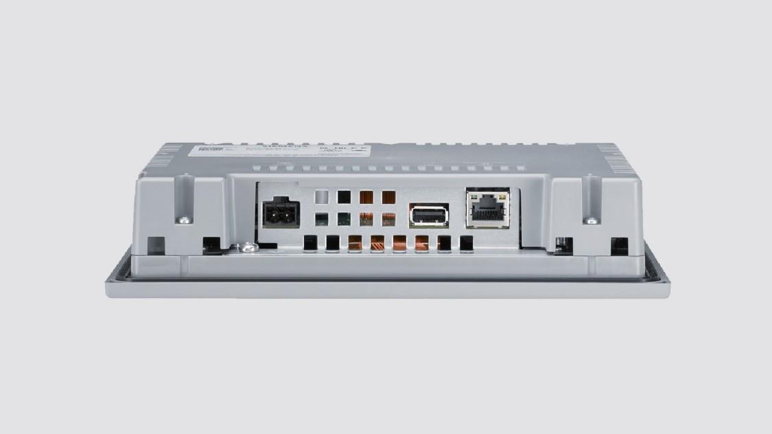 SIMATIC HMI Basic Panels Interfaces