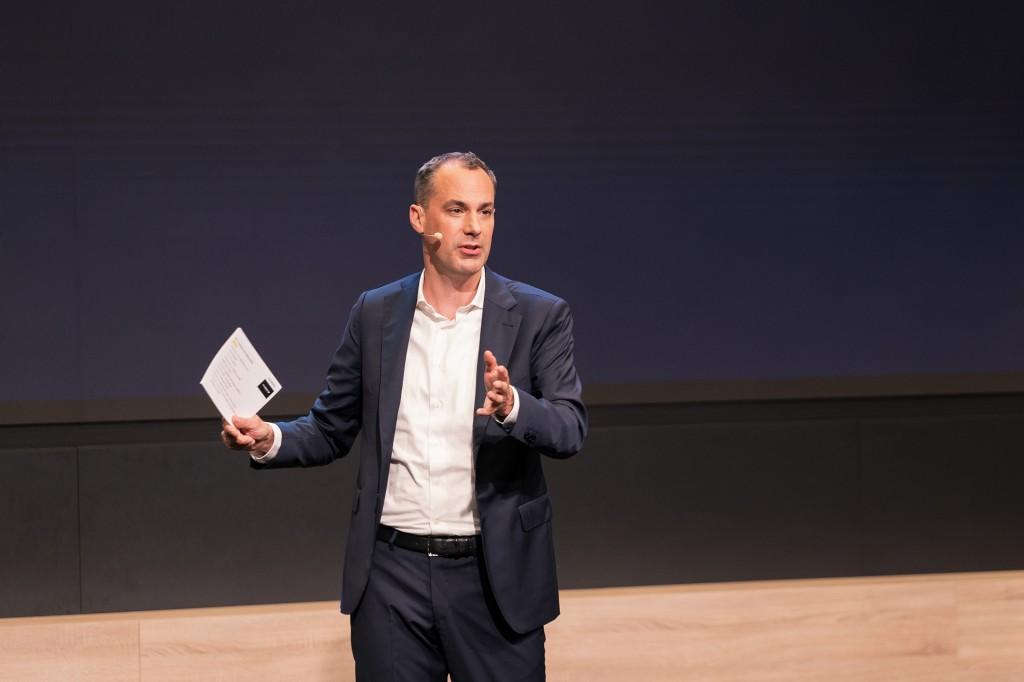 Cedrik Neike at IAA Media Mobility Briefing