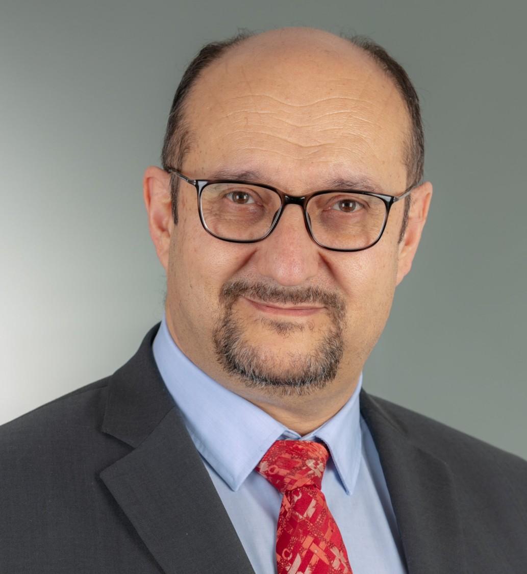 Eric Cazeaux, président Siemens Mobility France