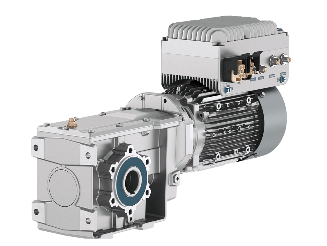 Produktbild  SINAMICS G115D motormontiert