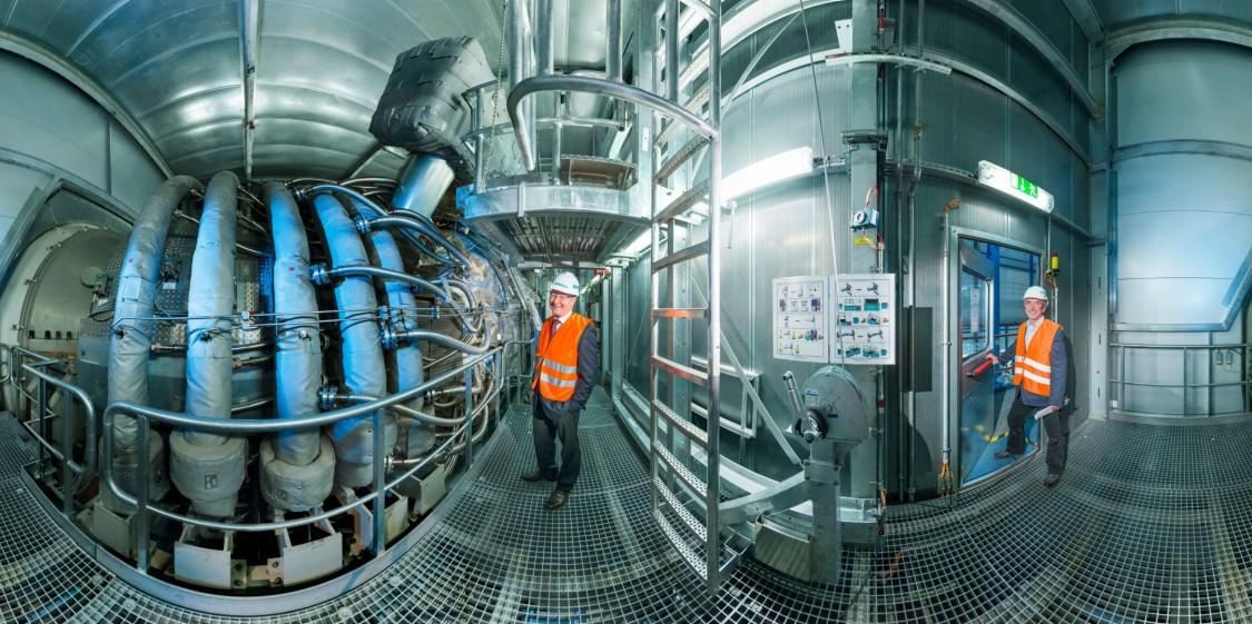 Gas-turbine technology