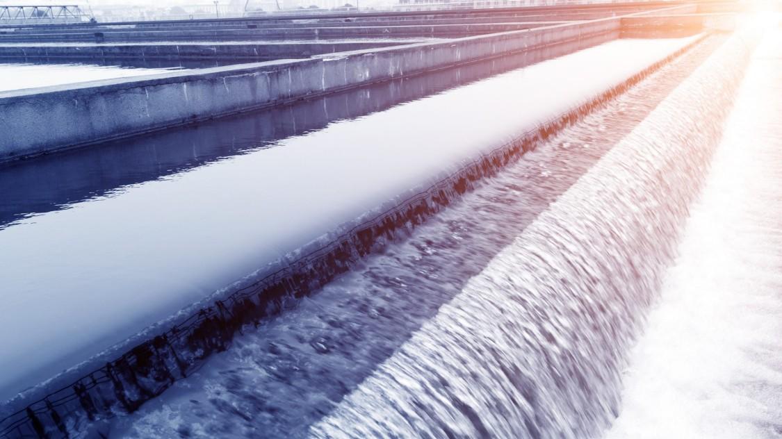 Wasserversorgungsnetz
