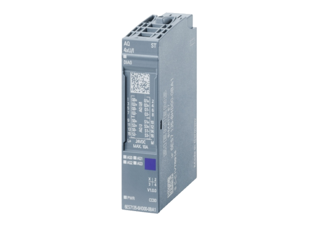 SIMATIC ET 200SP Analog Output Modules