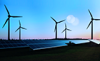 Integration of renawables into a Virtual Power Plant (VPP)