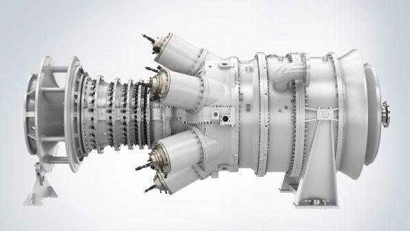 SGT-400型工业燃气轮机