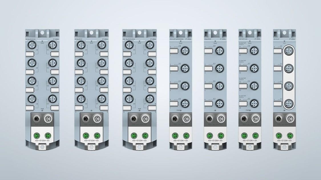 SIMATIC ET 200AL - високоміцна система вводу-виводу, яка легко встановлюється в самих різних місцях