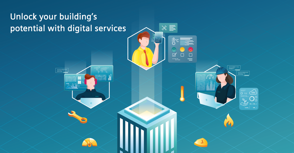 digital services front
