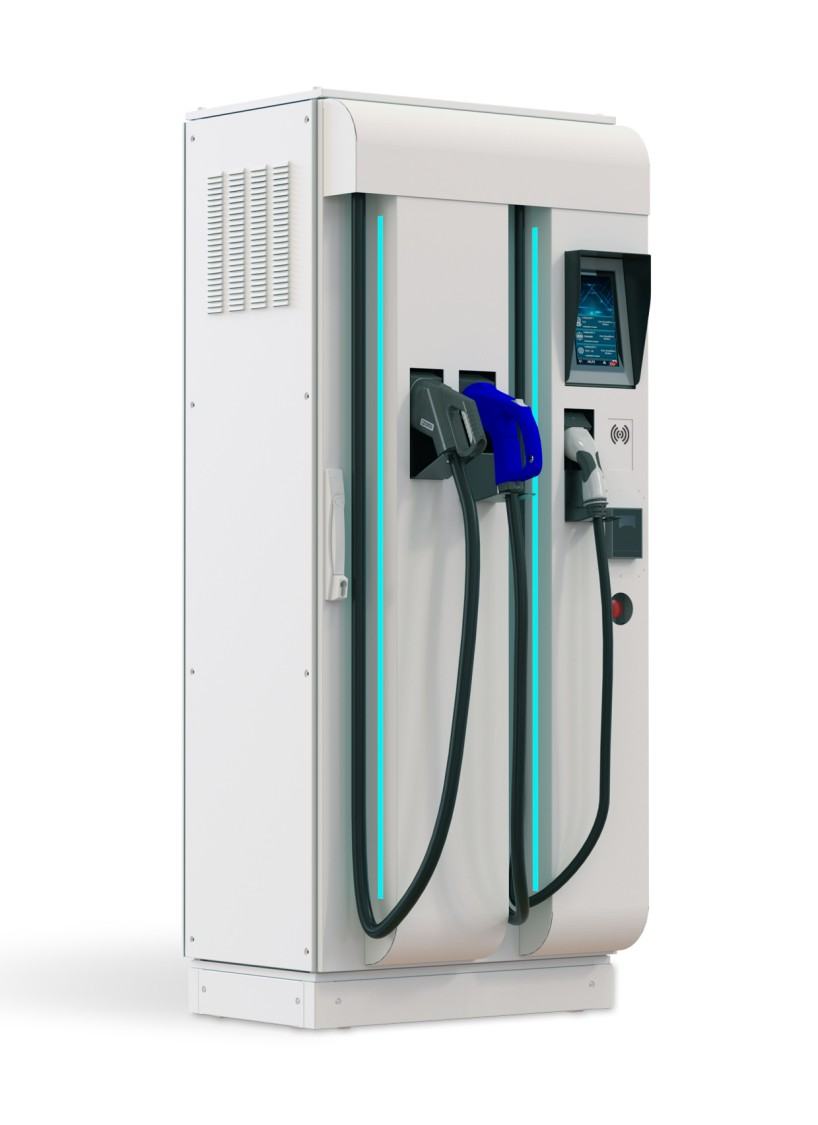 Fast charging, emobility, CPC100