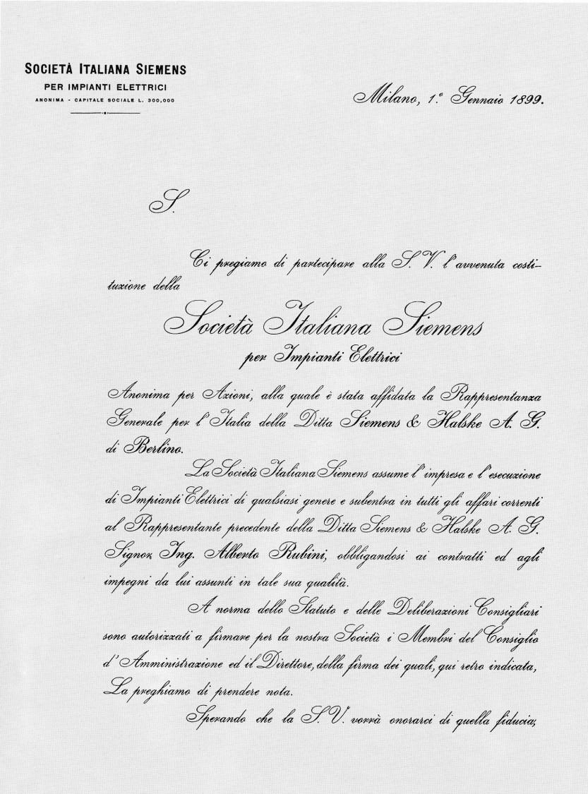 Società Italiana Siemens