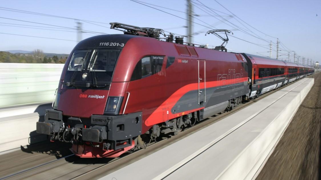 Viaggio Comfort – für Höchstgeschwindigkeiten von bis zu 230 km/h