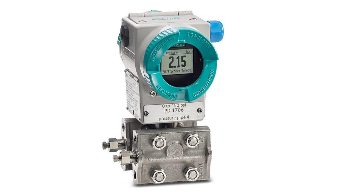 Цифровой датчик давления SITRANS P500