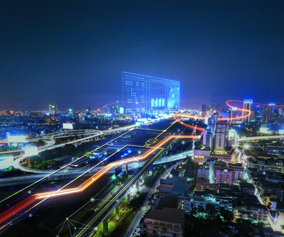Цифровизация электрических сетей