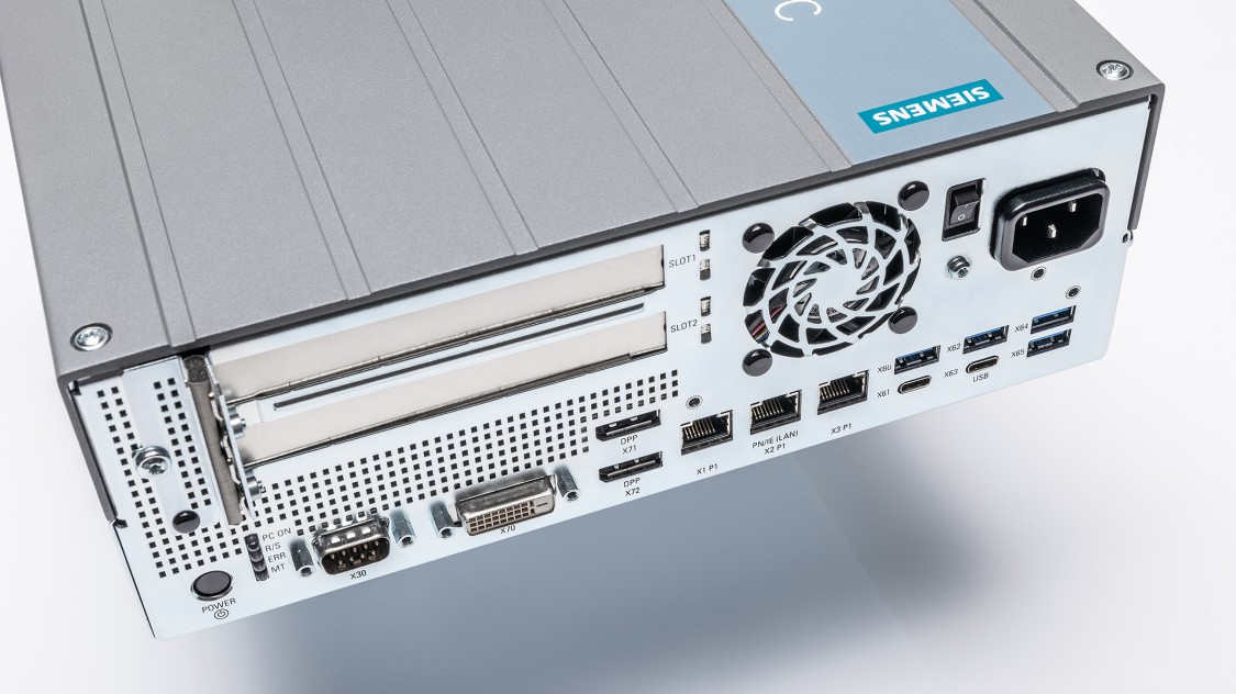 Produktbild High-End Box PC SIMATIC IPC627E