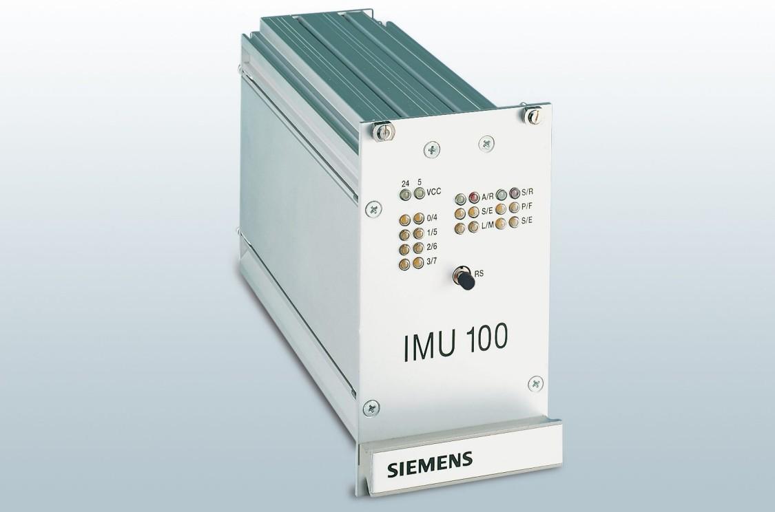 System Trainguard Imu 100®