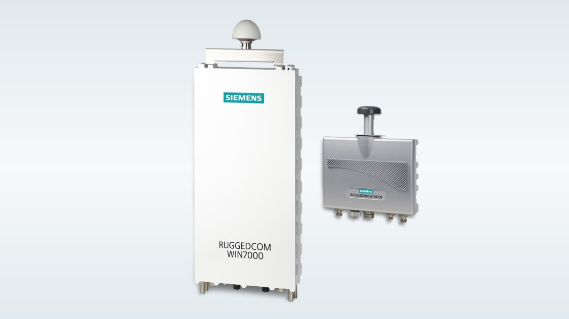 RUGGEDCOM WIN base stations