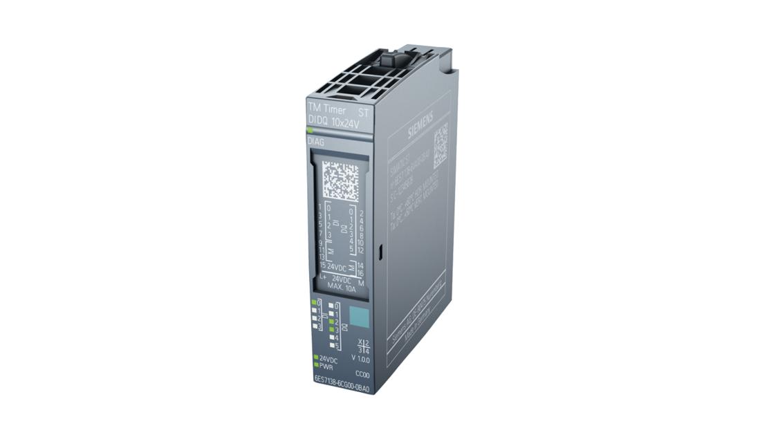 Siemens st70-safety tue/ /Module /électrique et 200SP 8/F-di HF PROFIsafe
