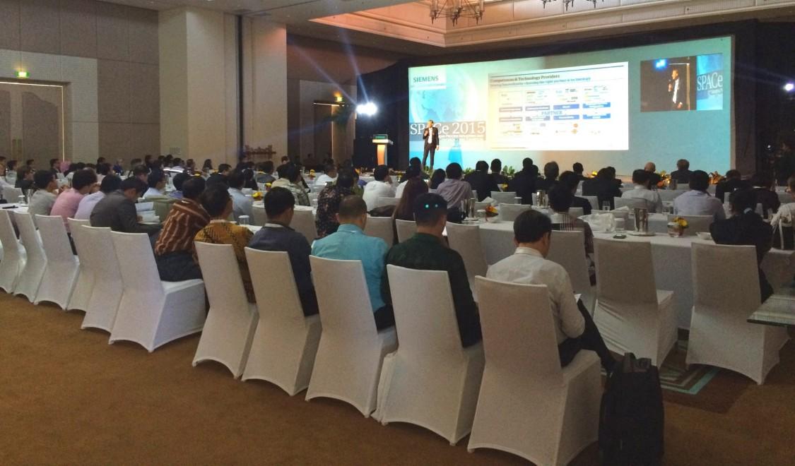 Siemens Digital Enterprise User Conference 2018 | Fairs