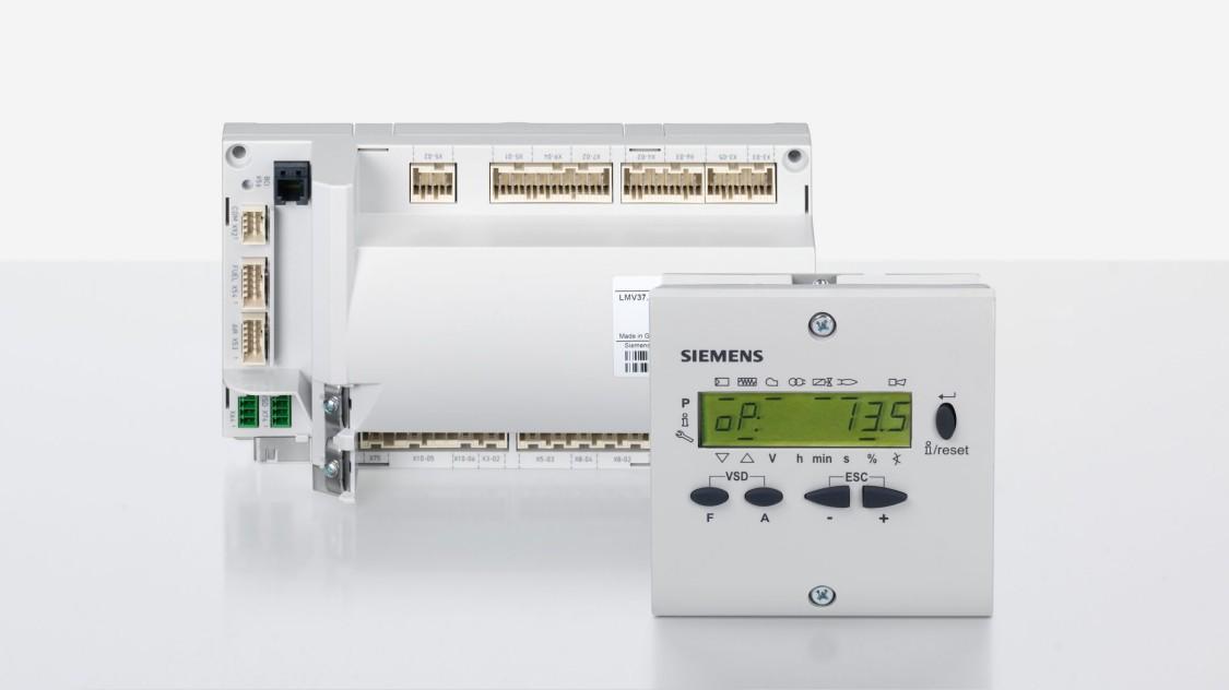 LMV2/3 burner management system
