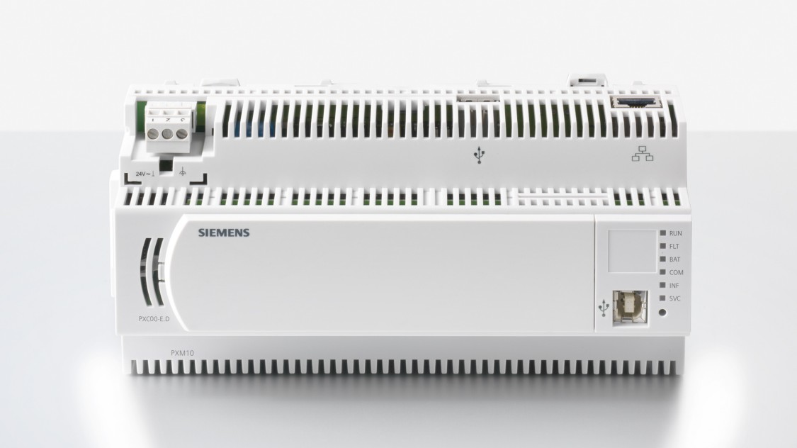 TC Modular Automation Controllers