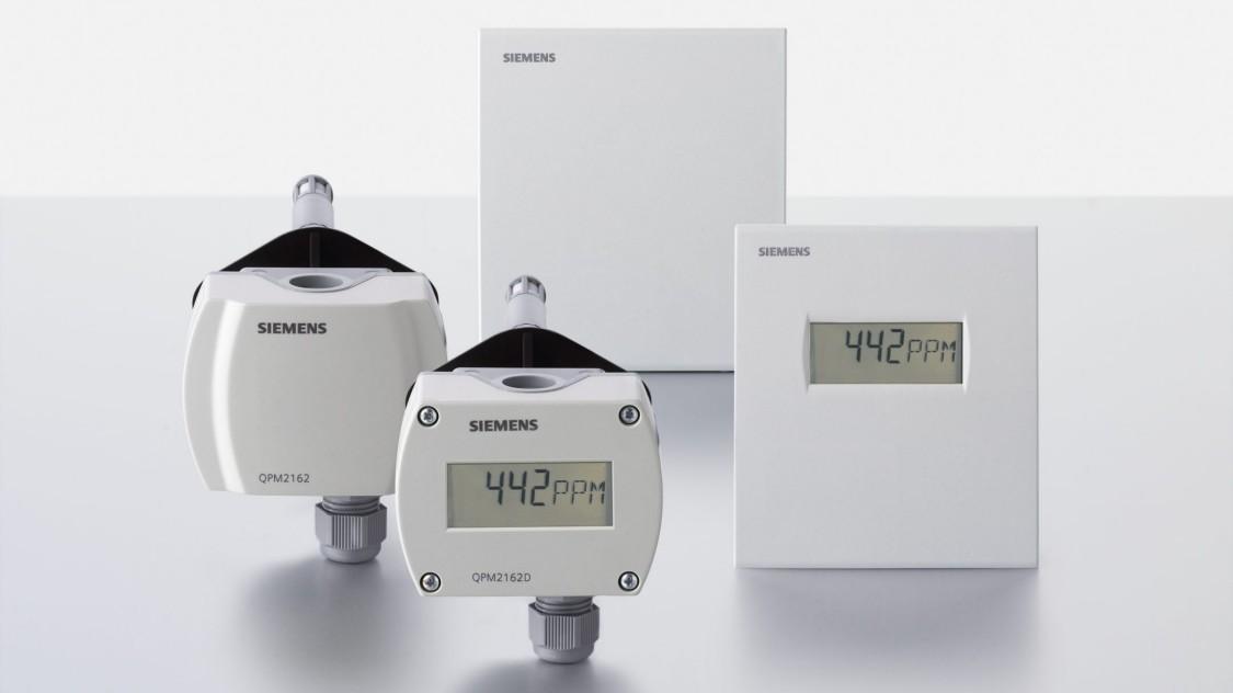 Siemens Luftqualitätsfühler