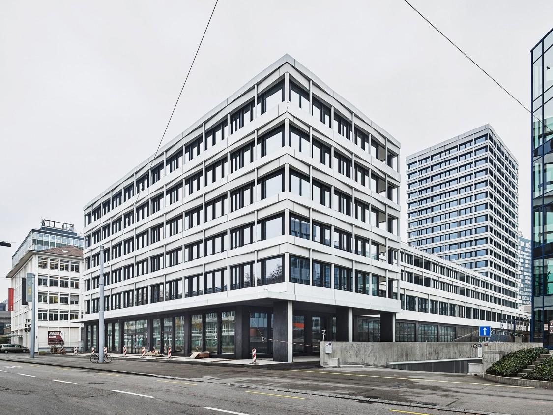 Smart-Office-Lösung für Barry Callebaut in Zürich