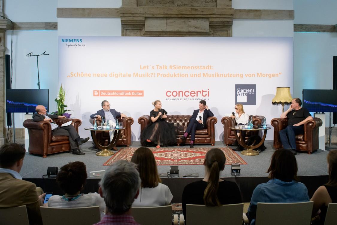Arts Program | Sustainability | Siemens