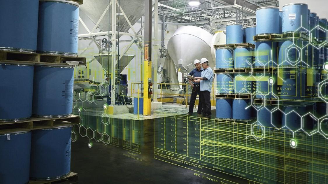 Серийное производство для химической промышленности