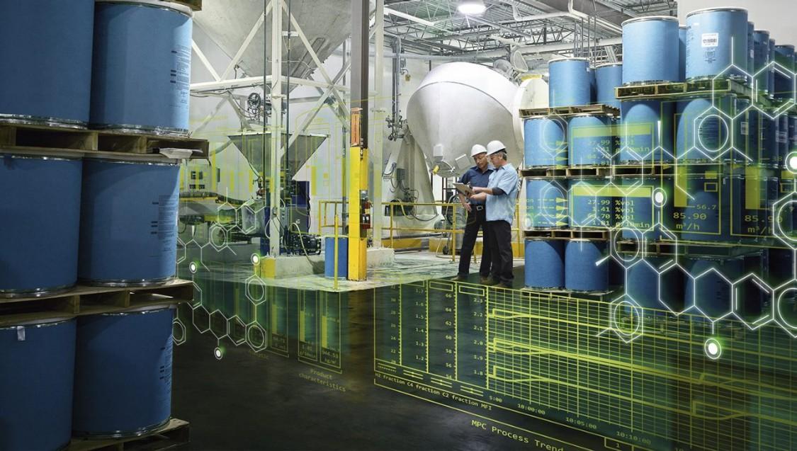 Серійне виробництво у хімічній промисловості