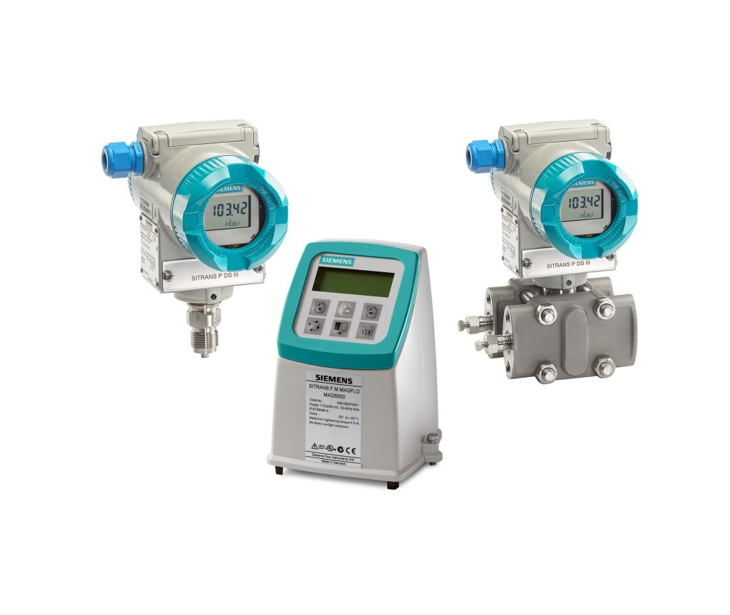 Ideal instrumentation for the process industry – Tank manufacturer relies on pressure- and flow meters from Siemens