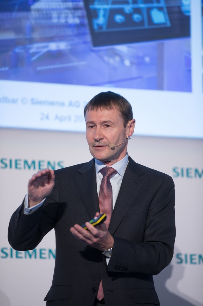 Siemens at the Hannover Messe 2017