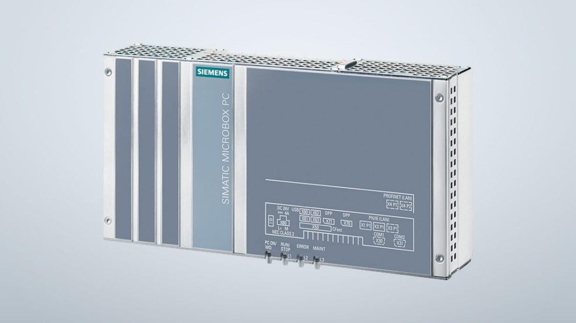 Вбудовані ПК SIMATIC IPC427E