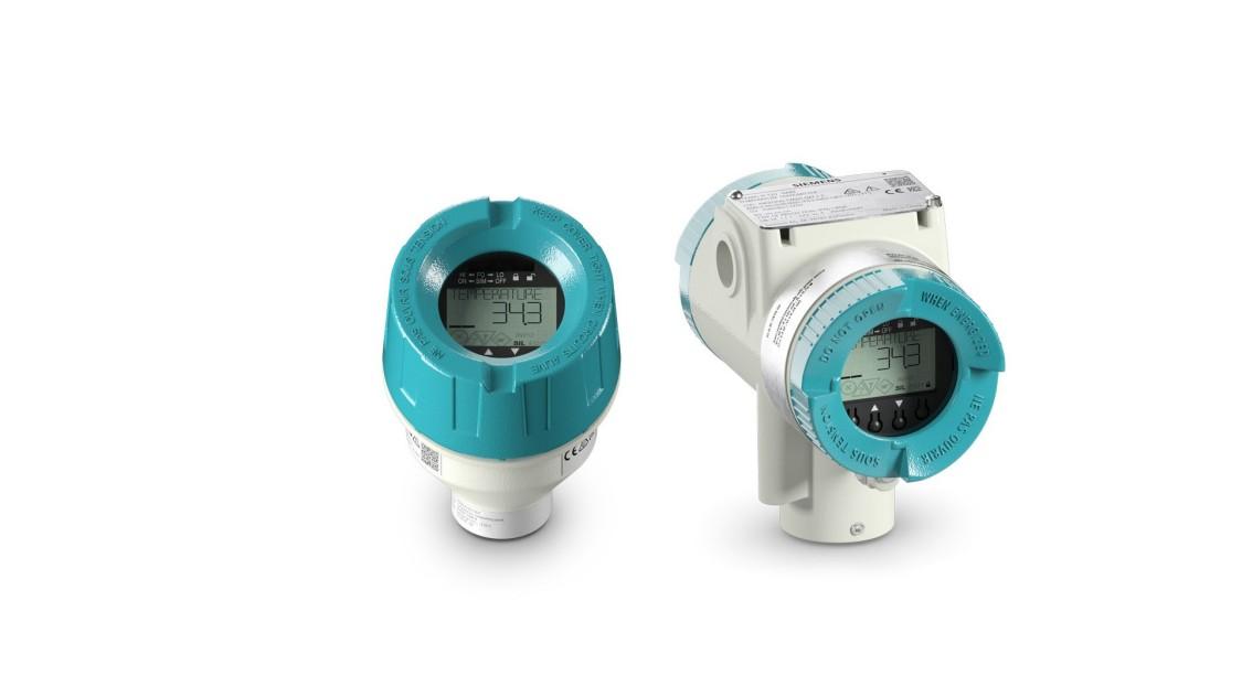 Преобразователи температуры SITRANS TF320/420