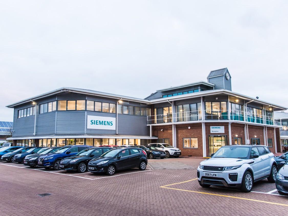 Siemens Nottingham office