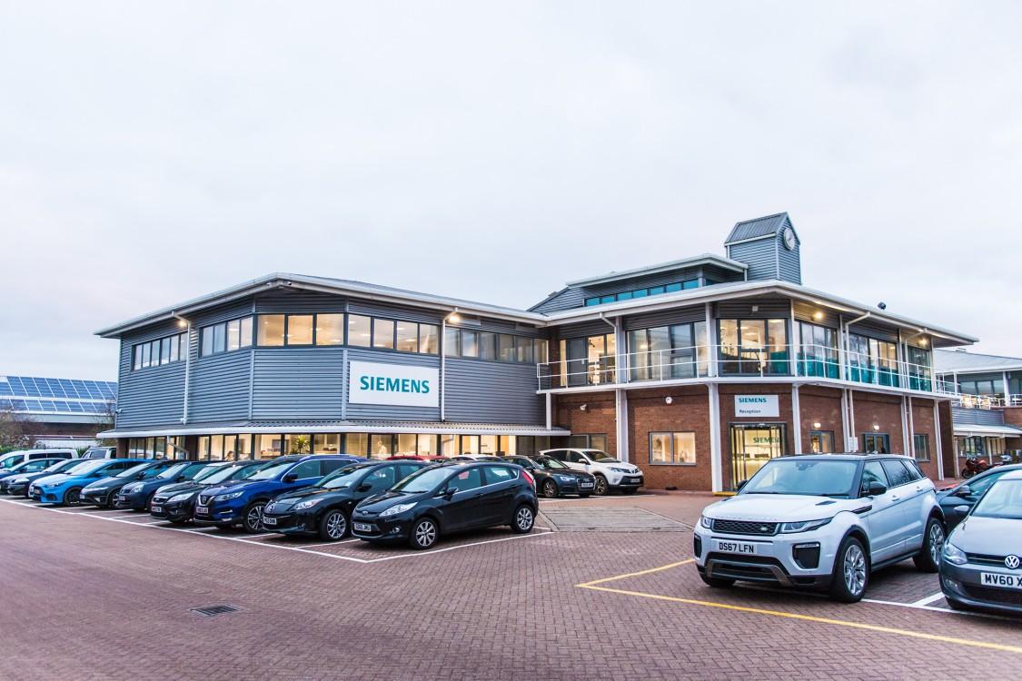 Siemens Nottingham site