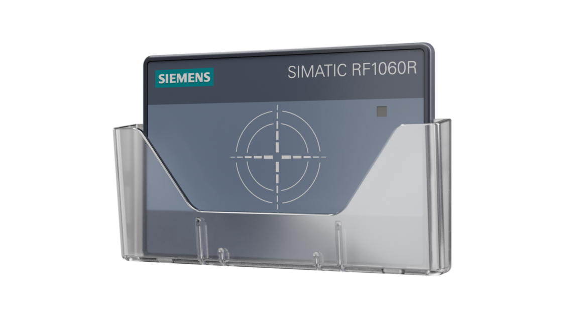 SIMATIC RF1000: End-to-end access control and access management