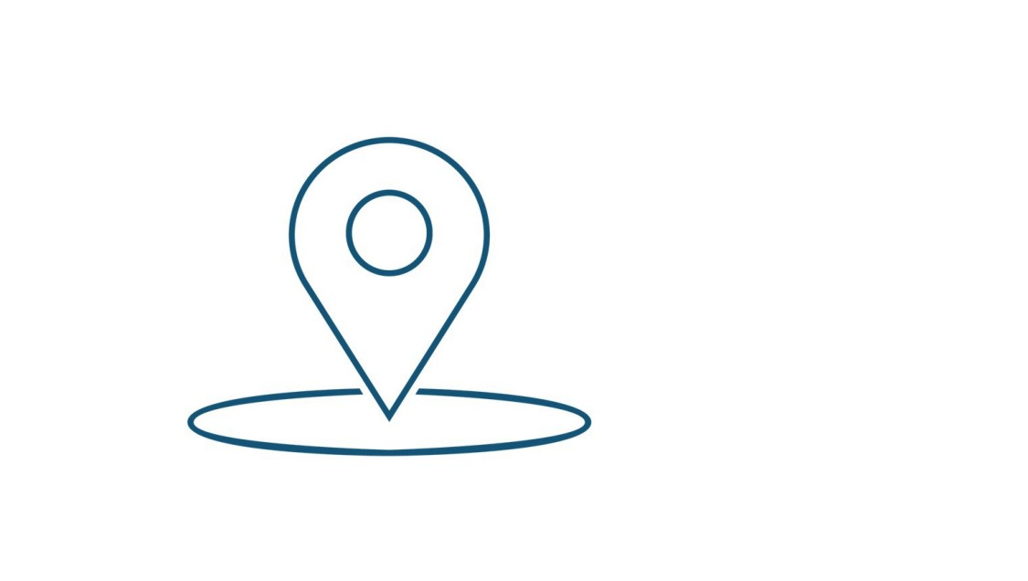 Icon of location indicator