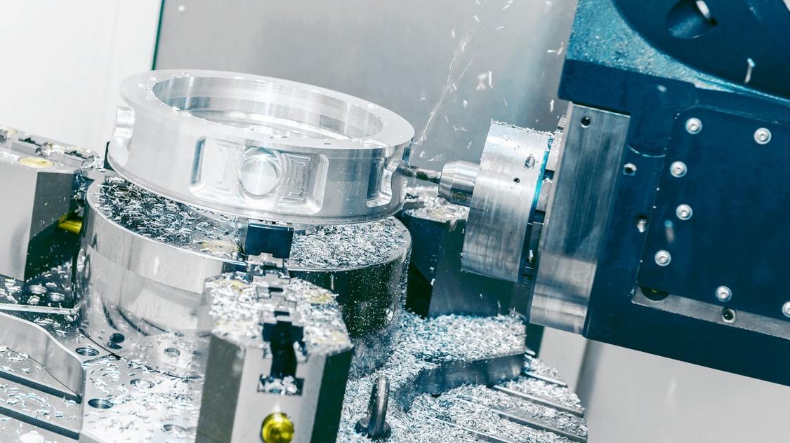 CNC surface quality