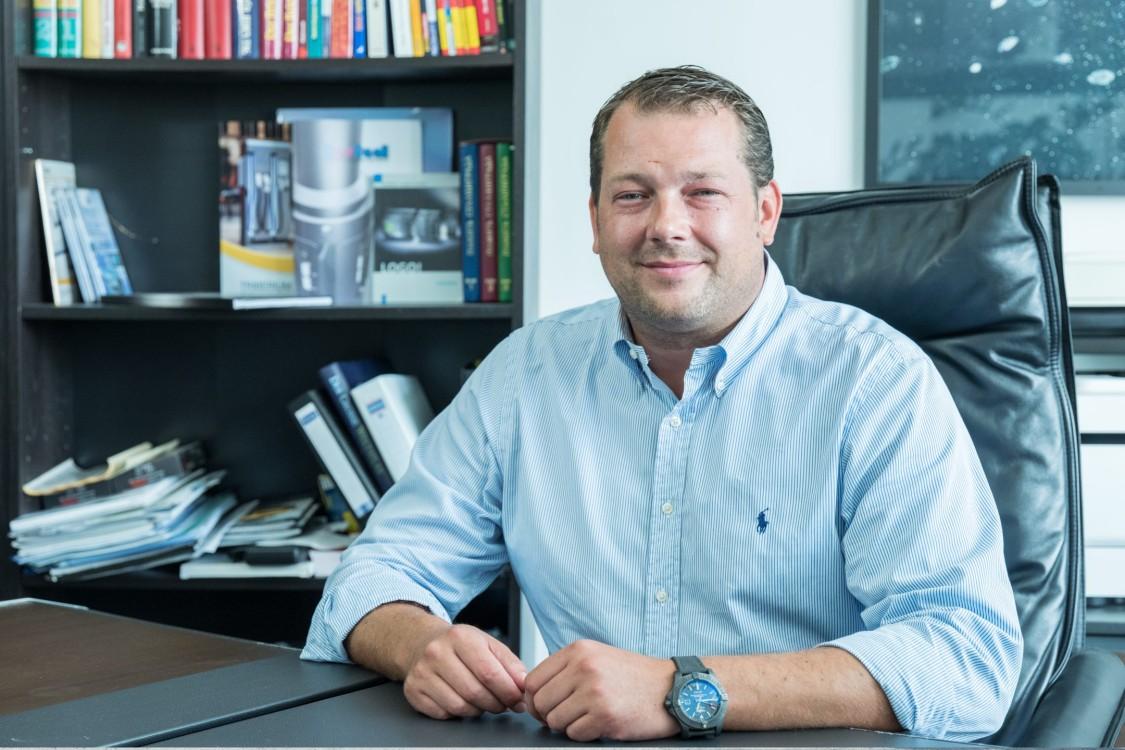 Günter Köstenberger jun., Geschäftsführer Kostad Steuerungsbau GmbH