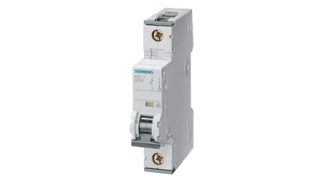 Модульні автоматичні вимикачі на постійний і змінний струм