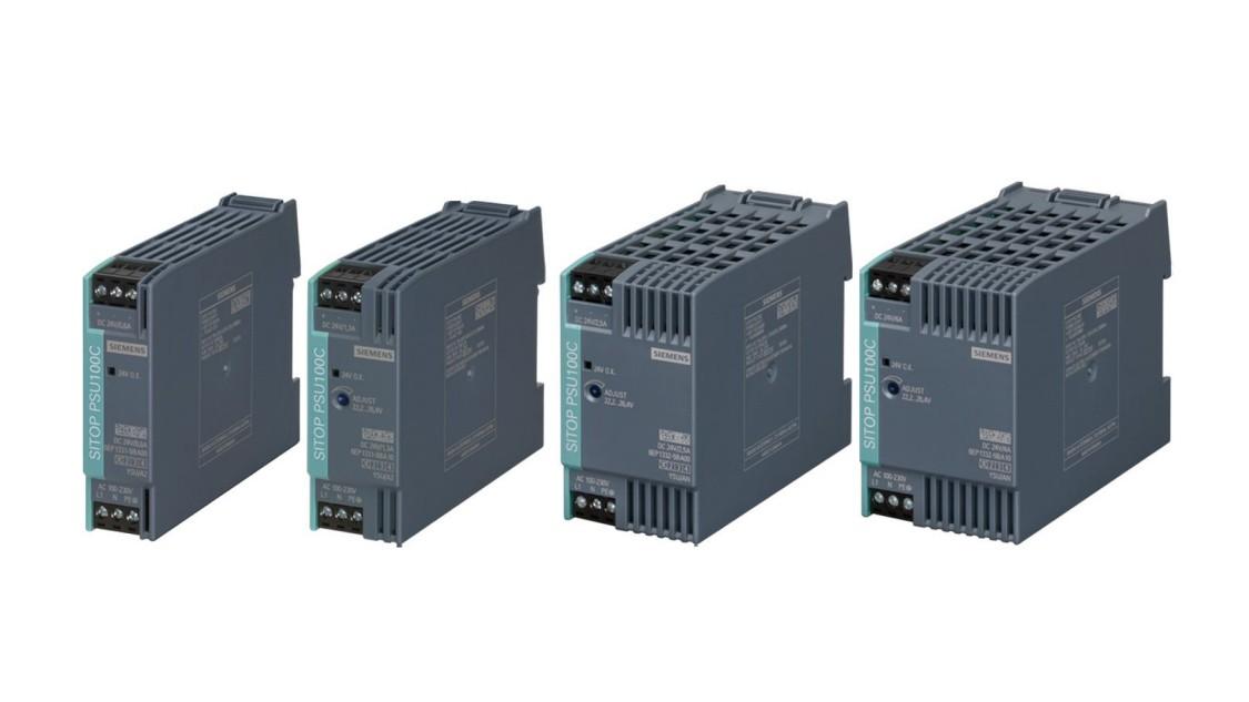 Produktgruppenbild Basic-Stromversorgungen SITOP compact