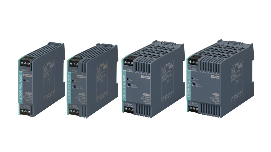 Product group picture of basic power supplies SITOP compact