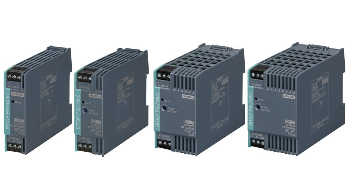 Product group image basic power supplies SITOP compact