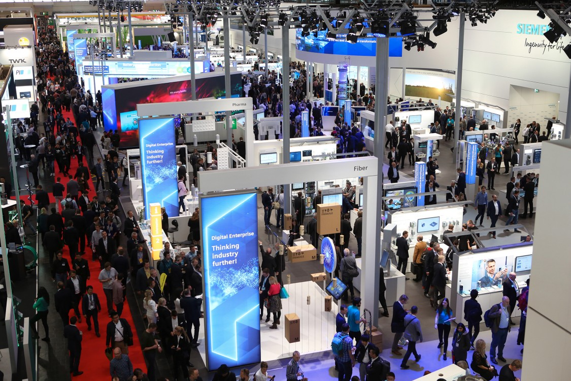 Siemens fairs and events