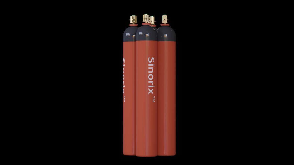 siemens fire safety extinguishing Sinorix N2