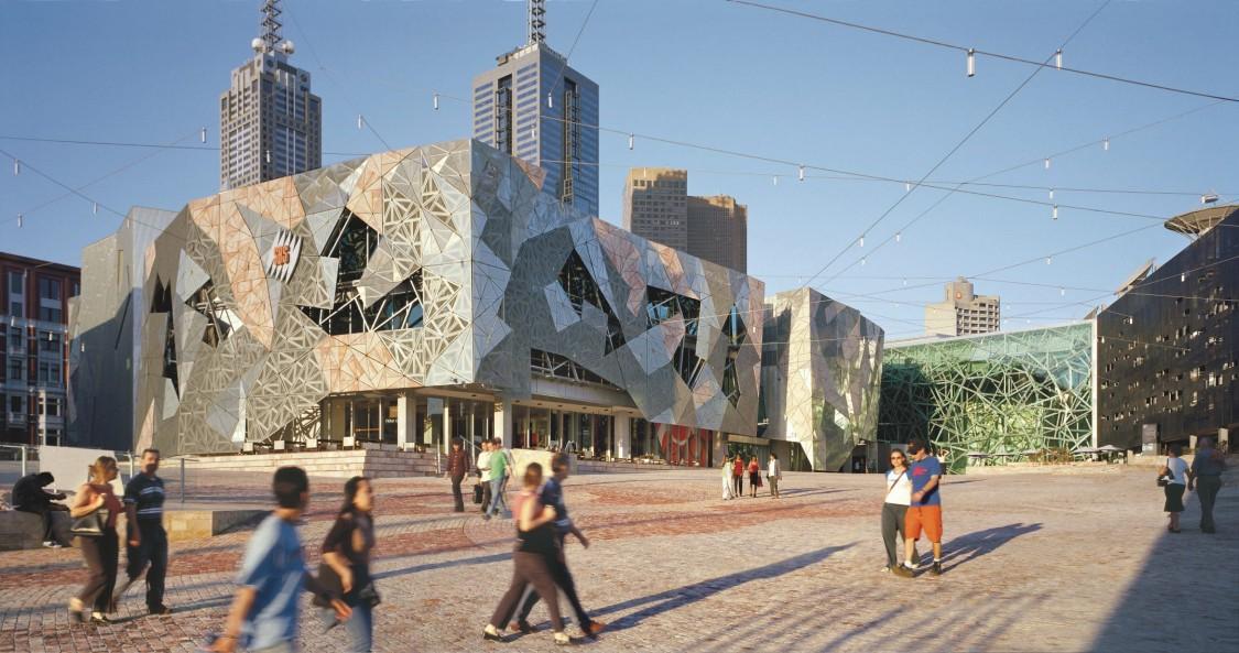 Fed Square, Melbourne