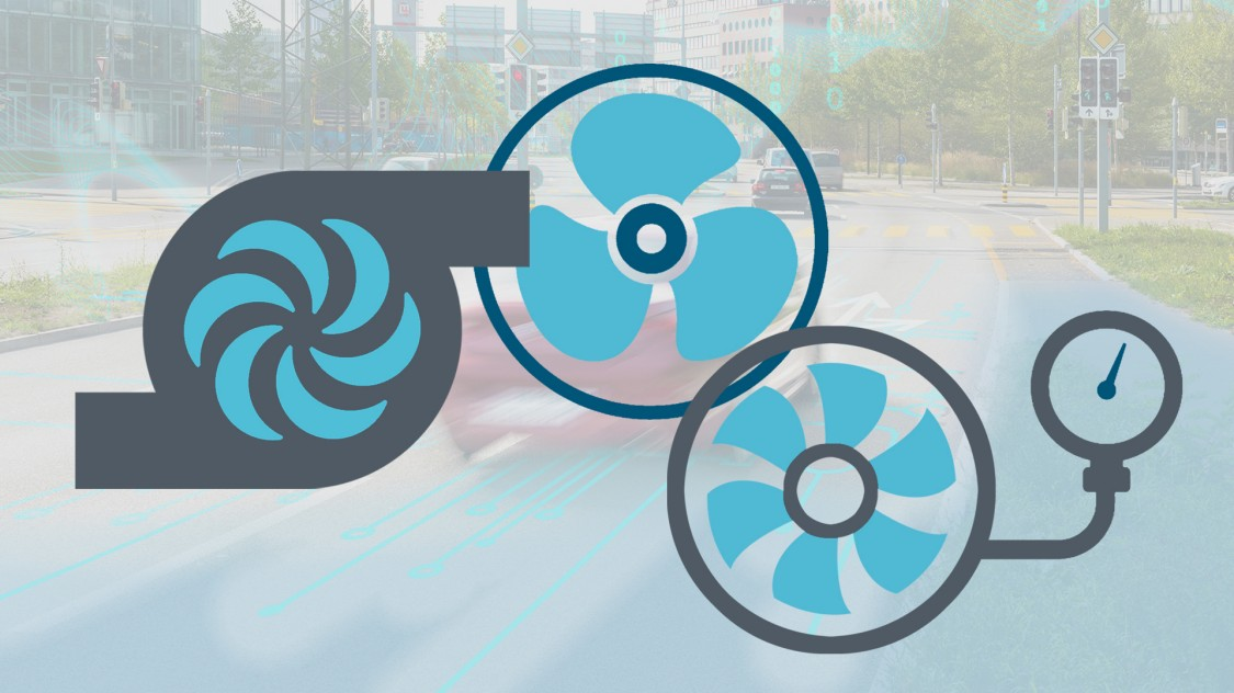 drive selection by pump, fan, compressor applications