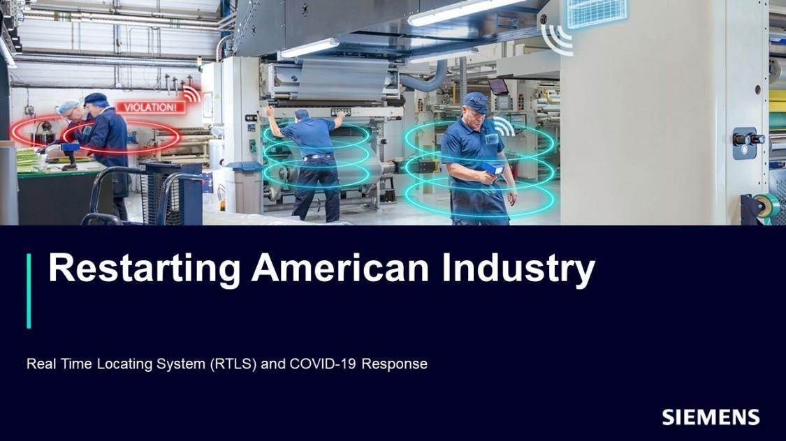 Restarting American Industry