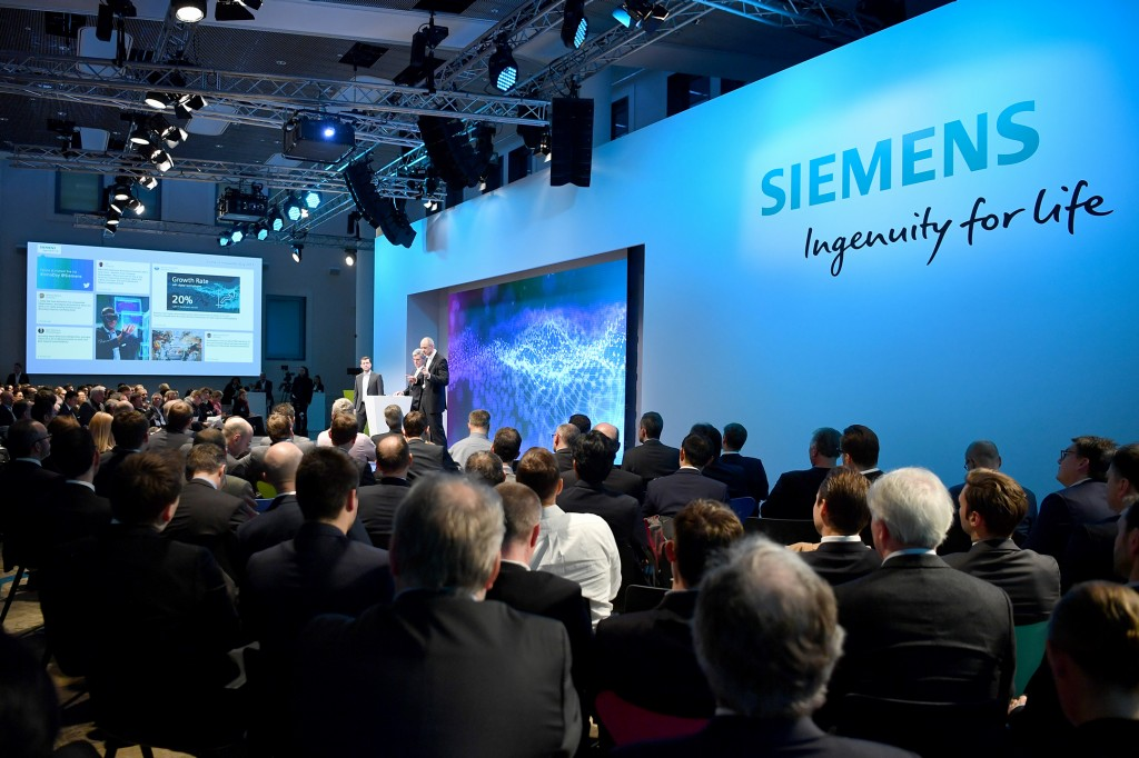 Siemens Innovation Day 2017