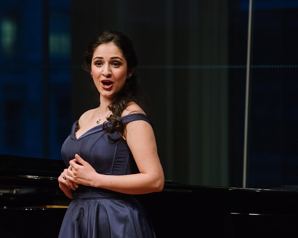 Siemens Opera Contest: Turkish soprano wows audiences at New York's Carnegie Hall