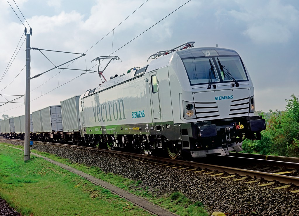 Vectron from Siemens